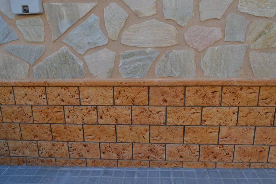 zcalos con piedra artificial de cymavi - Zocalos De Piedra